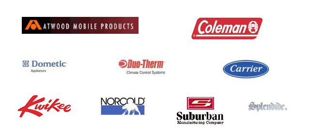 Manufacturers and Brands